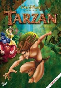 Bild på DVD-filmen Tarzan