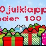 Bild: julklappar under 100 kr