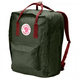 kanken-laptop-13-forest-green-ox-red